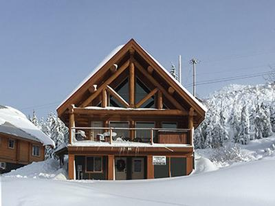 Timberline Chalet