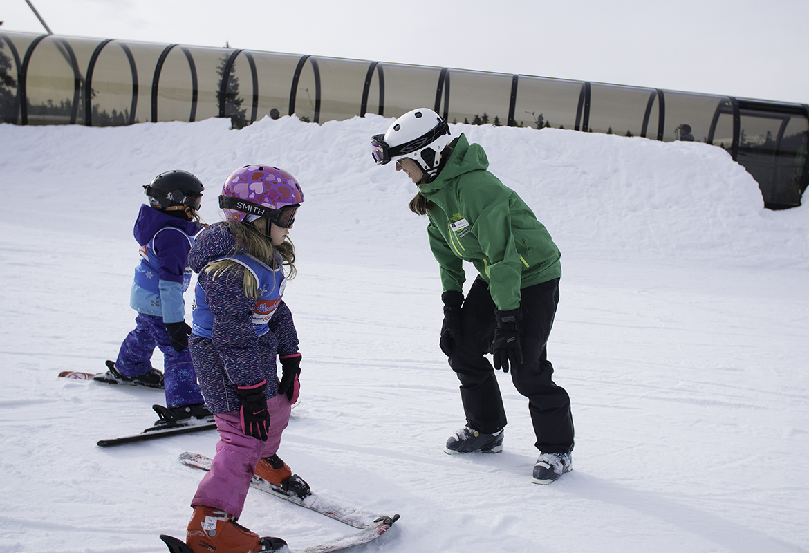 Group Lessons at Mount Washington