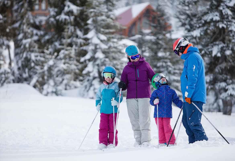 Ski & Stay Getaway Packages