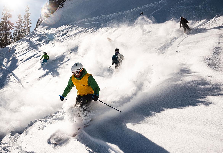 10-Week Freeride at  Mount Washington Alpine Resort