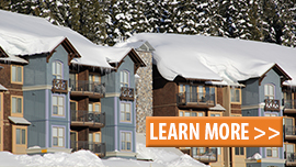 mount Washington slopeside accommodation
